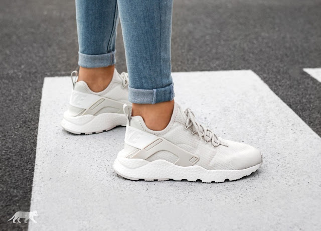 best sneakers f6e86 25884 BIY Roamer | Huarache Ultra Light Bone $642 @ Asos