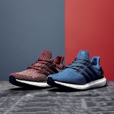 Adidas Ultra Boost,Parley x adidas Ultra Boost 3.0 Blue SoleLinks