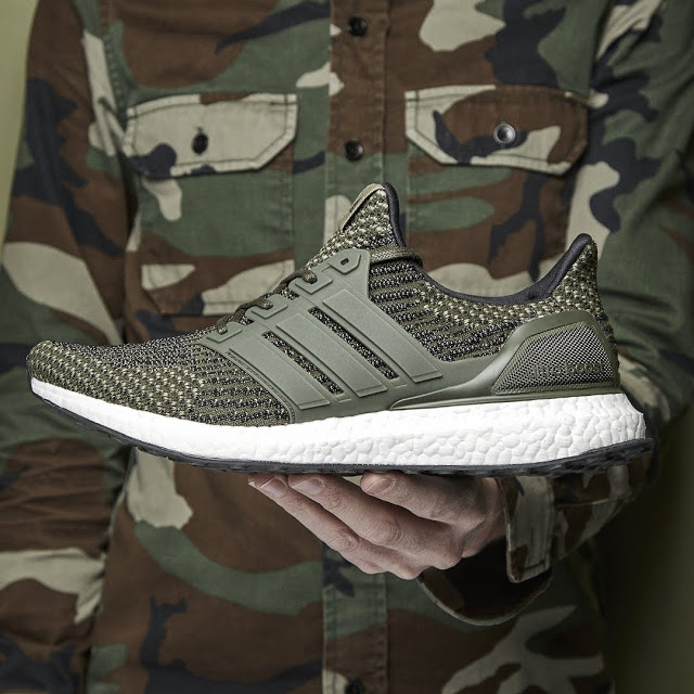 Adidas Ultra Boost 3.0 'Pearl Gray Trace Cargo Men Trainer' All