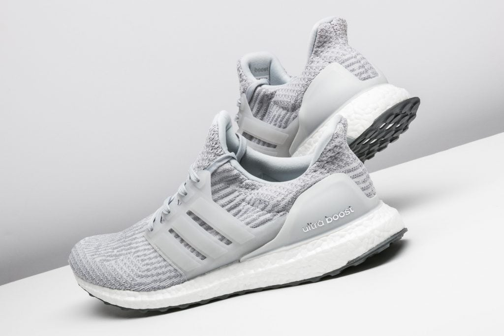 d4e11cb13a7a6 BIY Roamer | Ultra Boost Clear Grey 3.0 $1405 @ Amazon