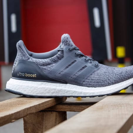 Adidas Ultra Boost 3.0 White Feature Sneaker Boutique