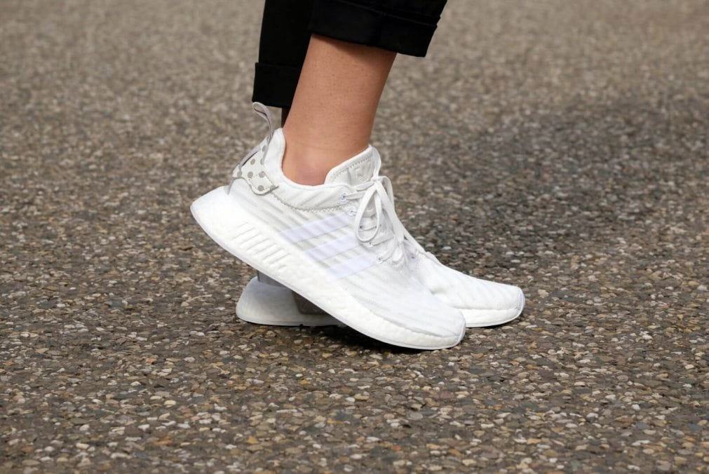 Adidas Nmd R2 Womens White Sale Up To 47 Discounts