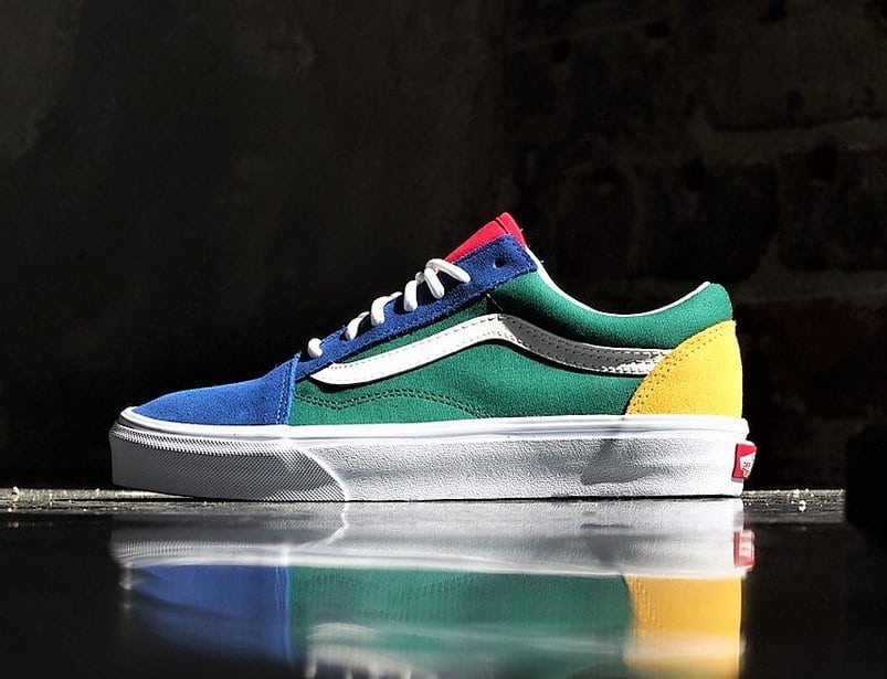 Vans Old Skool Yacht Club $495 @ Asos