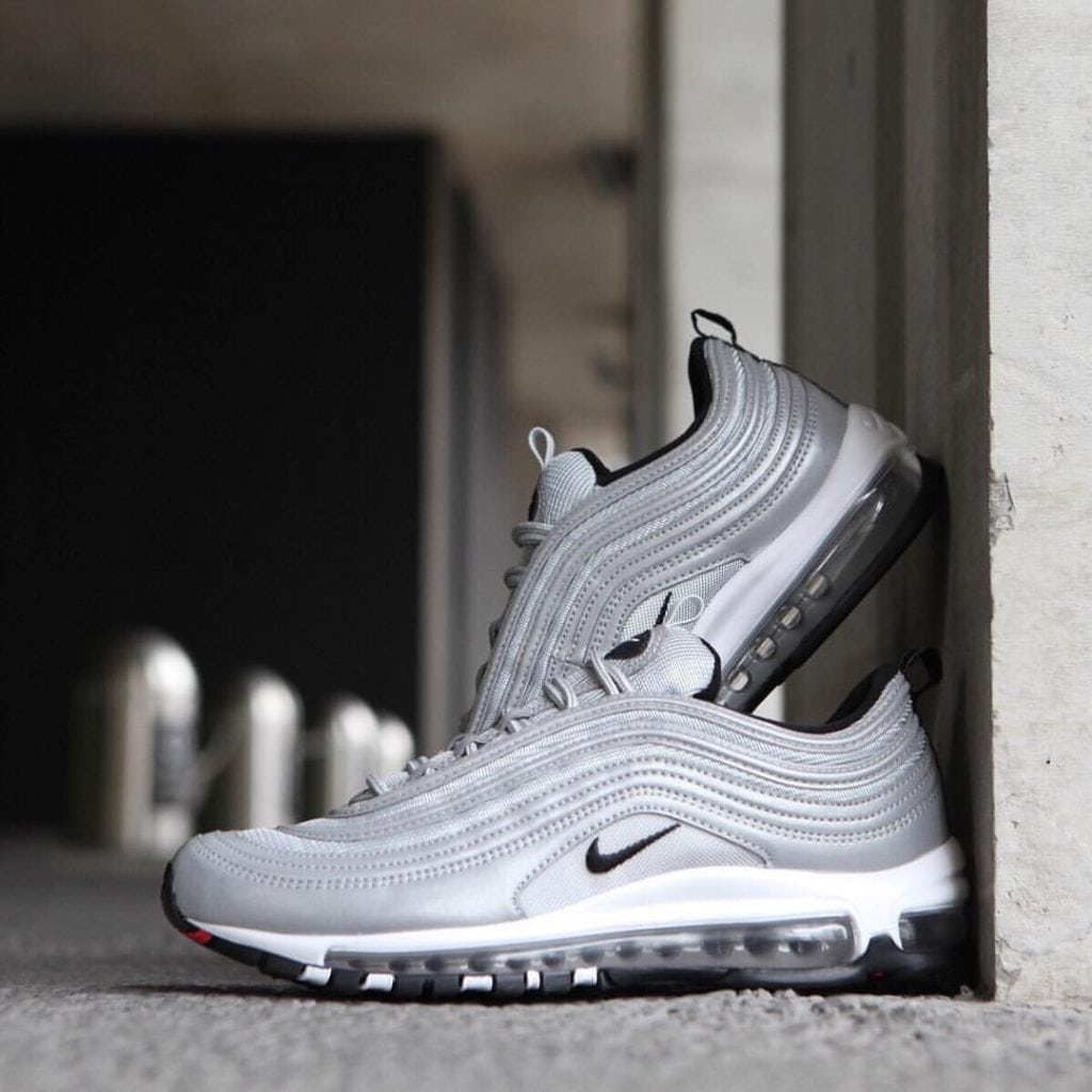 7f42f601bcec9 BIY Roamer | Air Max 97 Reflective Silver $1158 @ Amazon
