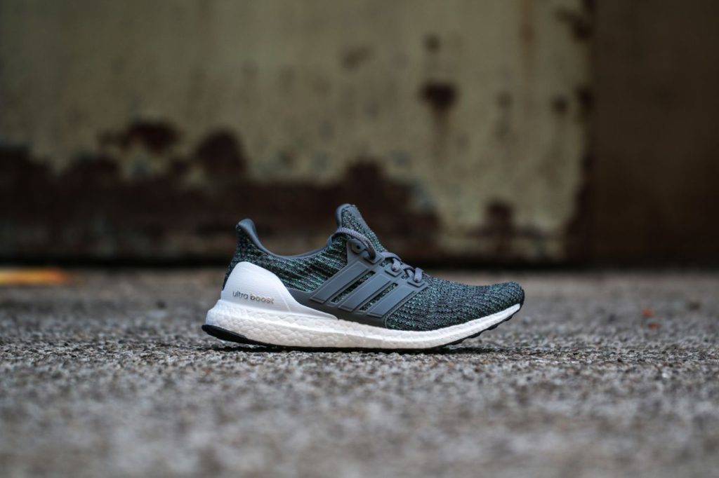 adidas UltraBoost Grey Trainers for Men for sale eBay