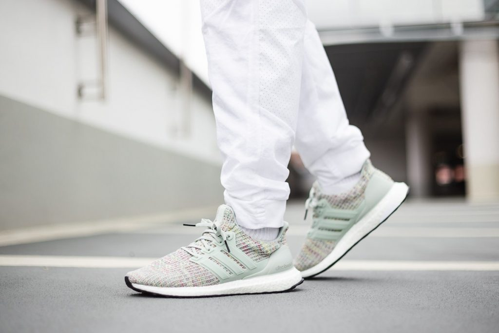 Adidas Ultra Boost Grey Four/Trace Pink Release Date Sole