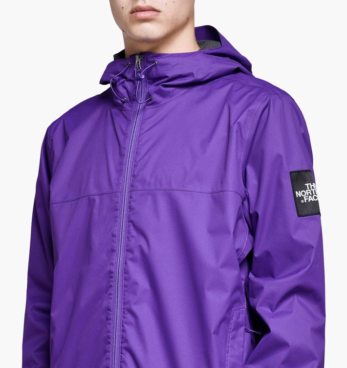 ddbcb662 BIY Roamer | The North Face Mountain Quest Jacket Purple $467 @ Caliroots